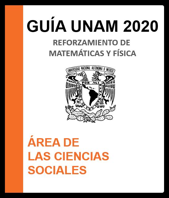 Guía UNAM 2020 Área 3