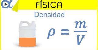 Densidad, peso espec ́ıfico y densidad relativa miniatura